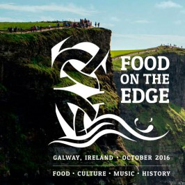 World's Top Chefs to come to Galway as part of Food on the Edge October 24th & 25th 2016