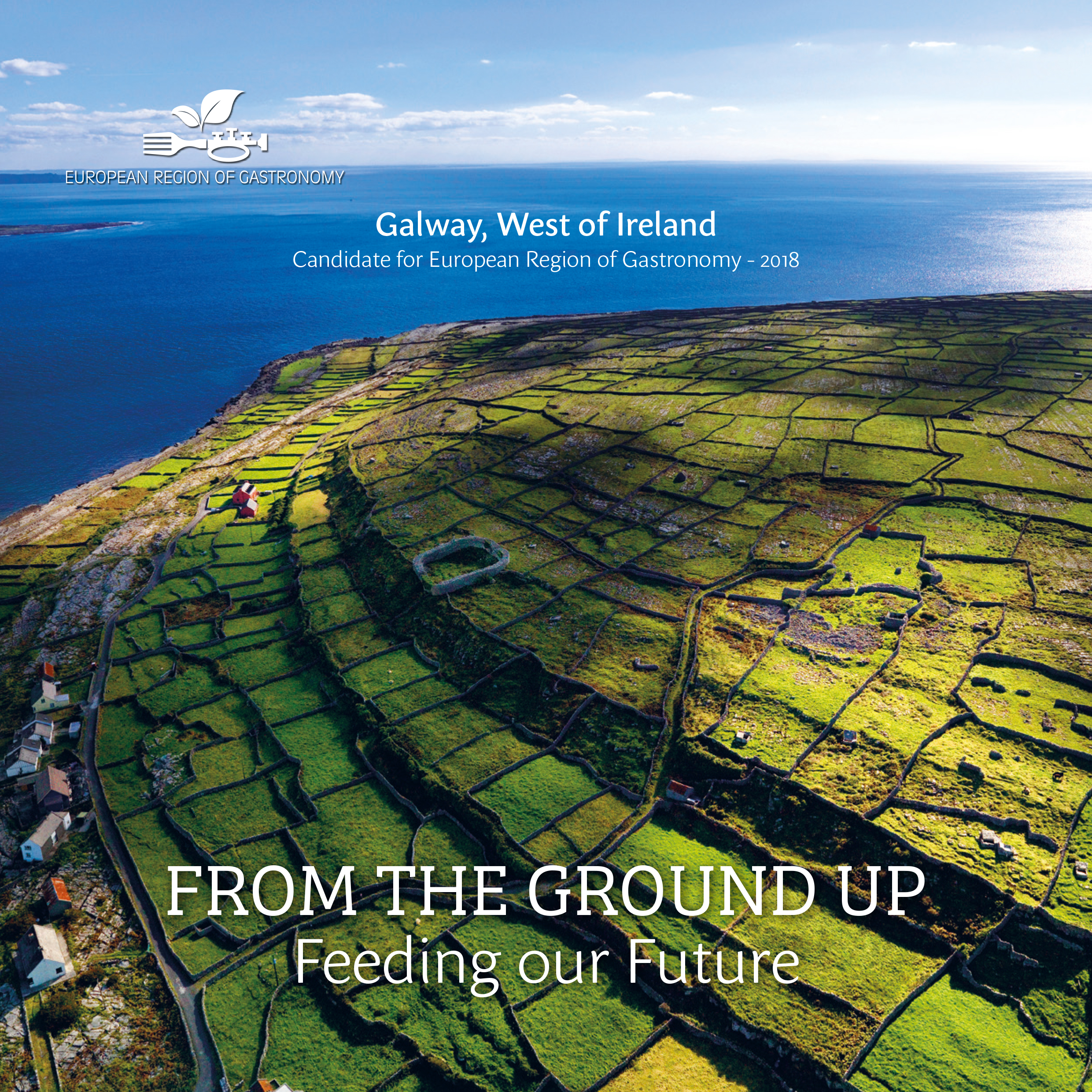 Front Cover Bid Book From the Ground Up - Feeding our Future Bid Book